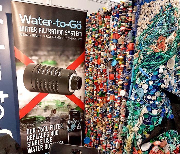 Incredible Oceans Water Bottle WTM