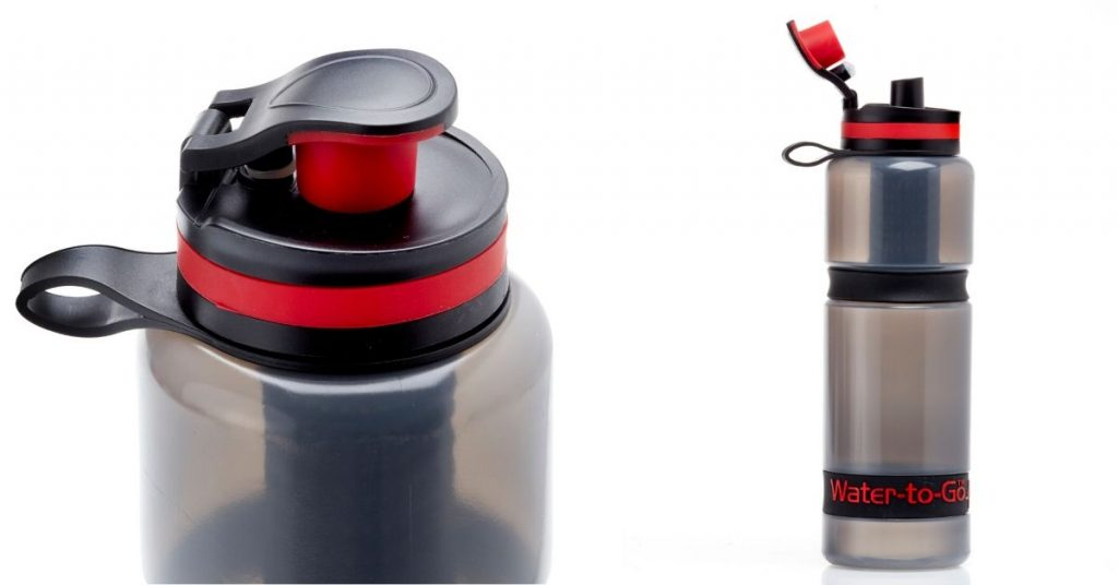 New Lid Active Bottle